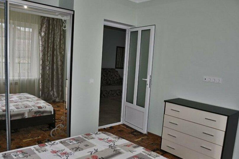 Дом, 60 кв.м. на 6 человек, 2 спальни, Красноармейская улица, 1, Витязево - Фотография 7