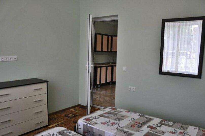 Дом, 60 кв.м. на 6 человек, 2 спальни, Красноармейская улица, 1, Витязево - Фотография 8