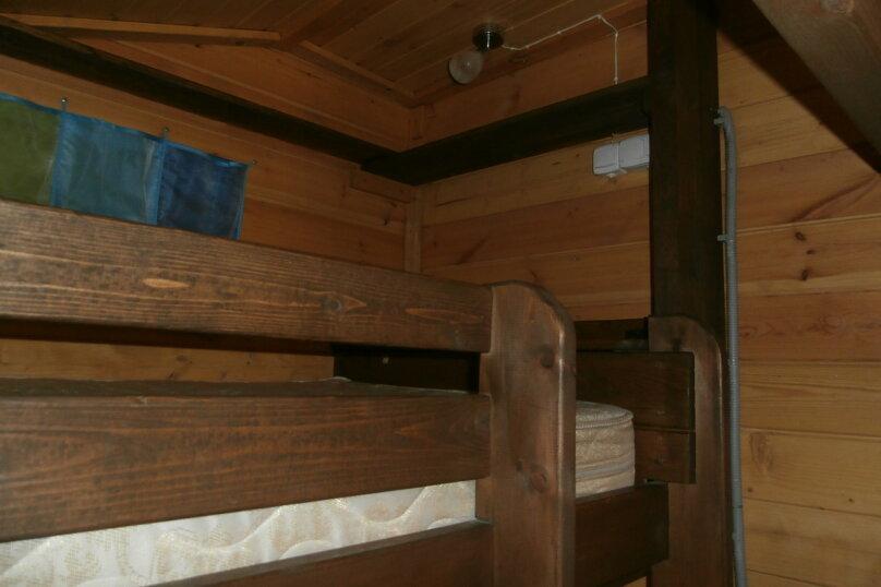 Котедж 7,5х5 на берегу Ладожского озера, 30 кв.м. на 5 человек, 1 спальня, Первомайская улица, 1, Лахденпохья - Фотография 16