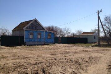 Дом, 50 кв.м. на 5 человек, 2 спальни, село Зюзино, улица Волжская, Астрахань - Фотография 1