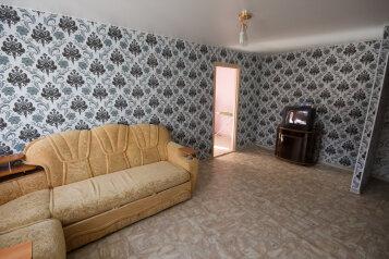 3-комн. квартира, 55 кв.м. на 4 человека, Железнодорожная улица, Новосибирск - Фотография 2