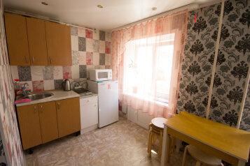 3-комн. квартира, 55 кв.м. на 4 человека, Железнодорожная улица, 8/1, Новосибирск - Фотография 4