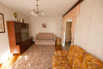 2-комн. квартира, 55 кв.м. на 5 человек, улица Гоголя, 35, Маршала Покрышкина, Новосибирск - Фотография 2