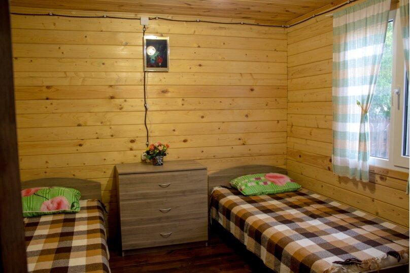 Дача на море №2, 36 кв.м. на 5 человек, 2 спальни, Октябрьская улица, 17, Витязево - Фотография 8