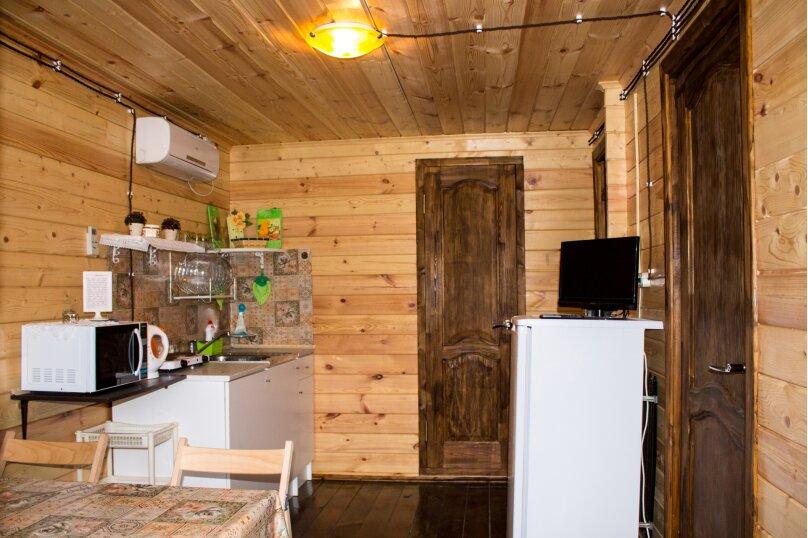 Дача на море №2, 36 кв.м. на 5 человек, 2 спальни, Октябрьская улица, 17, Витязево - Фотография 9