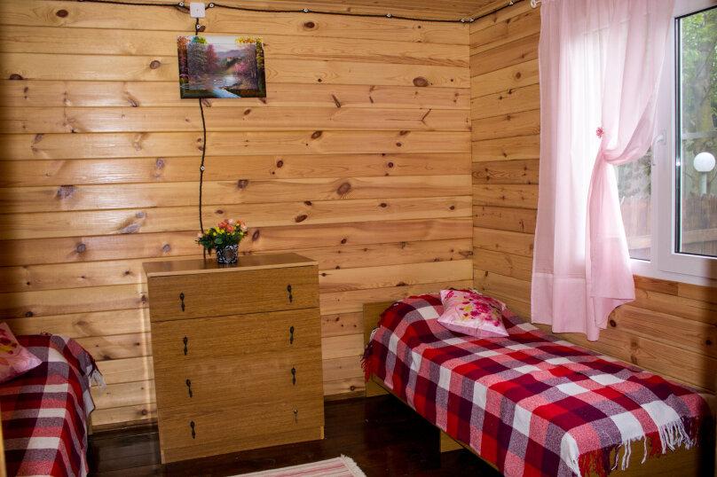 Дача на море №2, 36 кв.м. на 5 человек, 2 спальни, Октябрьская улица, 17, Витязево - Фотография 13