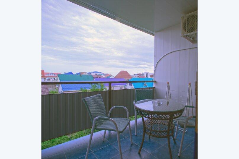 Однокомнатный двухместный с балконом, улица Павлова, 23, Лазаревское - Фотография 3