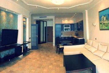 2-комн. квартира, 110 кв.м. на 4 человека, улица Строителей, 3А, Гурзуф - Фотография 1