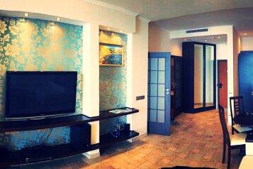 2-комн. квартира, 110 кв.м. на 4 человека, улица Строителей, 3А, Гурзуф - Фотография 3
