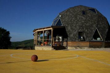 Первый сферический дом в Крыму, 200 кв.м. на 6 человек, 3 спальни, Строителей, 1, Высокое - Фотография 4