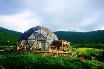 Первый сферический дом в Крыму, 200 кв.м. на 6 человек, 3 спальни, Строителей, 1, Высокое - Фотография 1