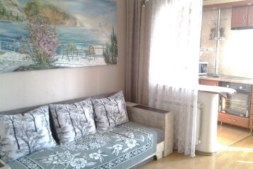 2-комн. квартира на 6 человек, ленинградская, 70, Гурзуф - Фотография 1