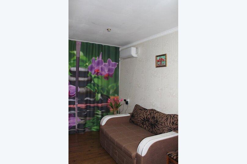 Коттедж с террасой, гаражом и видом на море с 1 спальней, 52 кв.м. на 4 человека, 1 спальня, Октябрьская улица, 15, Алушта - Фотография 9