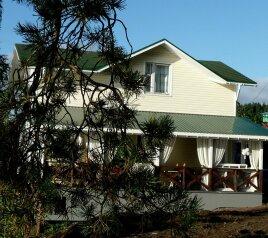 Коттедж в дачном кооперативе, 150 кв.м. на 8 человек, 4 спальни, Сад.уч. Зеленый мыс, Сортавала - Фотография 1