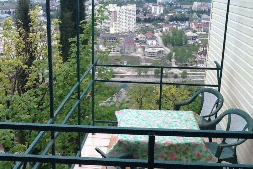 Домик с террасой (эконом класс для 2-4 чел) на 4 человека, 1 спальня, улица Моряков, 18, Лазаревское - Фотография 2
