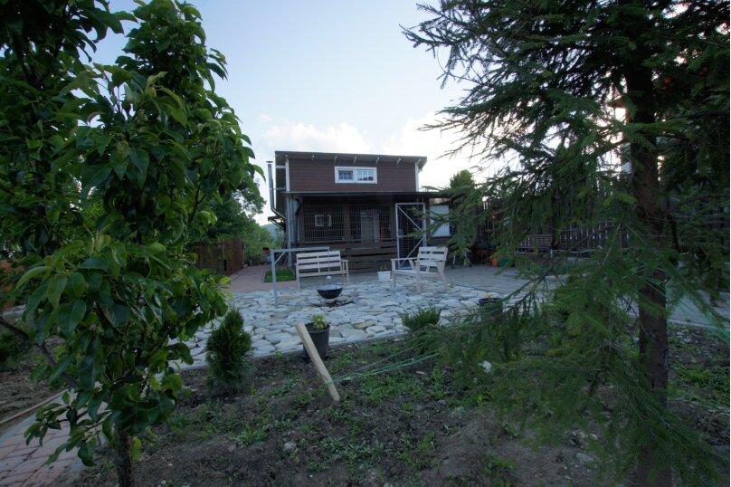 """Бунгало """"Хижина дяди Сема"""", 42 кв.м. на 4 человека, 2 спальни, зеленая, 23 б, Архипо-Осиповка - Фотография 16"""