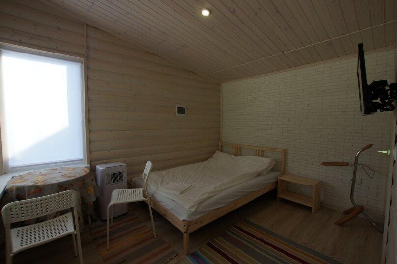 """Бунгало """"Шале-Мале"""", 35 кв.м. на 4 человека, 2 спальни, Зеленая улица, 23, Архипо-Осиповка - Фотография 2"""