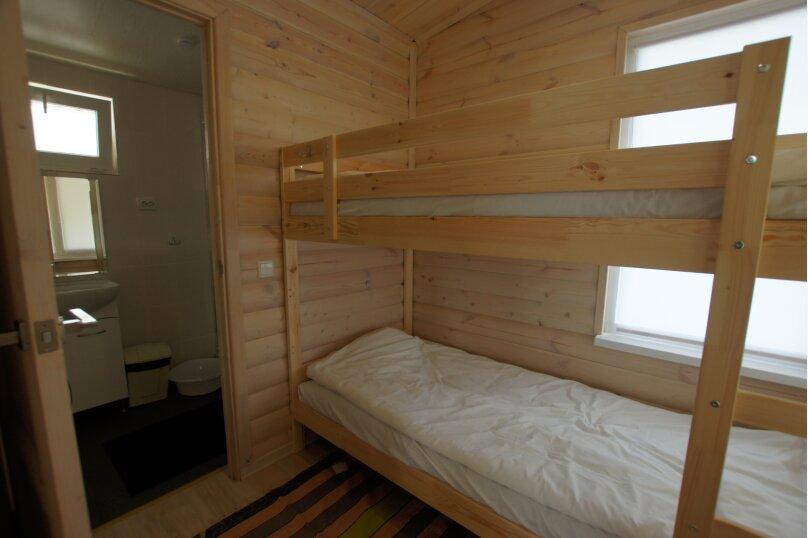 """Бунгало """"Шале-Мале"""", 35 кв.м. на 4 человека, 2 спальни, Зеленая улица, 23, Архипо-Осиповка - Фотография 3"""