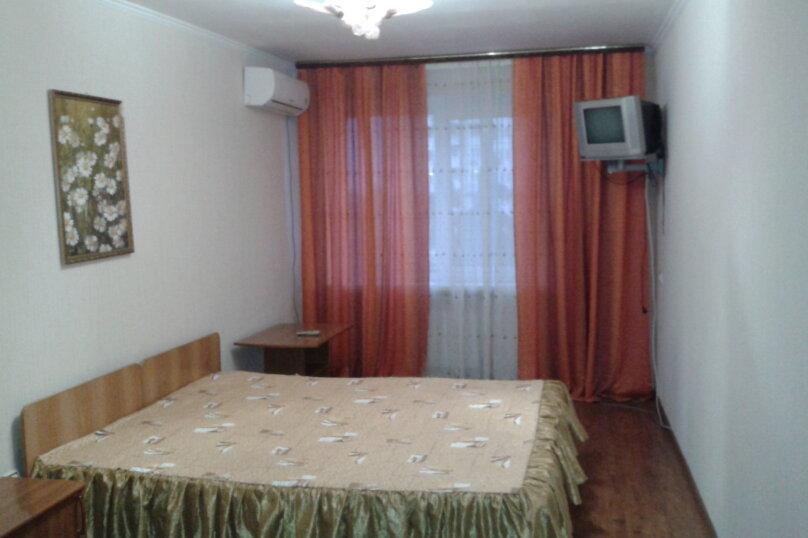 2-комн. квартира, 50 кв.м. на 6 человек, Куйбышева, 6, Адлер - Фотография 1