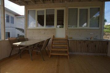 Бунгало , 35 кв.м. на 4 человека, 2 спальни, Зеленая улица, Архипо-Осиповка - Фотография 2