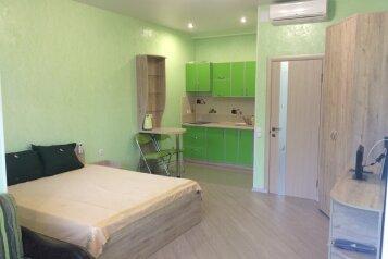 1-комн. квартира, 27 кв.м. на 3 человека, Алупкинское шоссе, 48М, Гаспра - Фотография 1