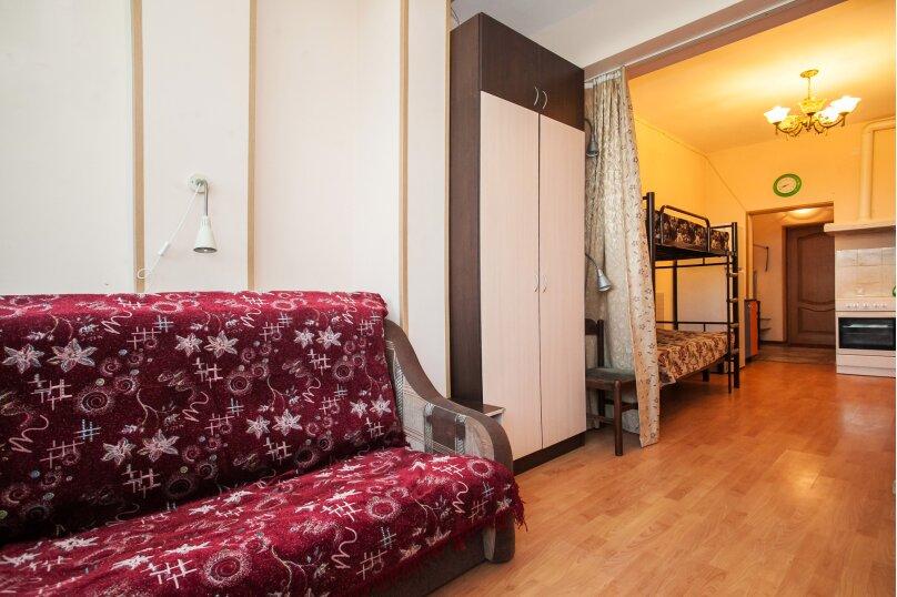 1-комн. квартира, 30 кв.м. на 4 человека, Бамбуковая улица, 42А, Новый Сочи, Сочи - Фотография 10