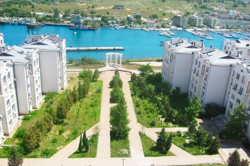 2-комн. квартира, 65 кв.м. на 4 человека, улица Адмирала Фадеева, 30, Севастополь - Фотография 5