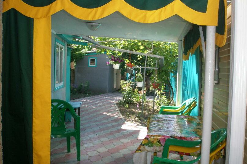 Небольшой дом, 22 кв.м. на 3 человека, 1 спальня, Октябрьская улица, 100, Ейск - Фотография 1