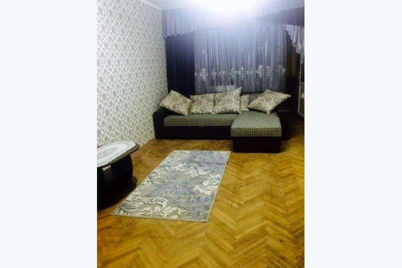 2-комн. квартира, 60 кв.м. на 5 человек, Переулок Морской, 14, Сочи - Фотография 3