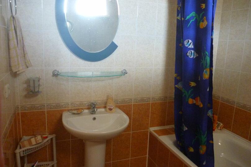 Отдельный коттедж с кухней , 80 кв.м. на 5 человек, 1 спальня, Ленина, 131, Кучугуры - Фотография 4