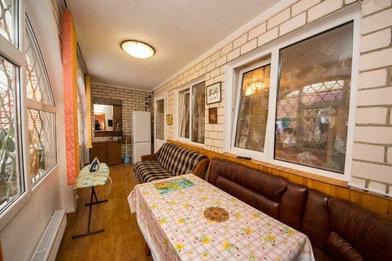 """Дом для отдыха """"Каталония"""", 120 кв.м. на 7 человек, 2 спальни, Заводская улица, 28, Анапа - Фотография 4"""