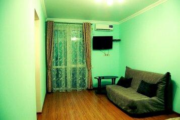 1-комн. квартира, 37 кв.м. на 4 человека, звездный, Ольгинка - Фотография 4