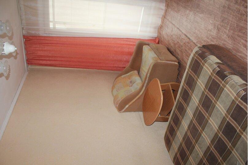 1-комн. квартира, 32 кв.м. на 3 человека, улица 78 Добровольческой Бригады, 19, Красноярск - Фотография 1