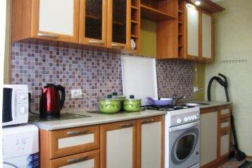 2-комн. квартира, 60 кв.м. на 4 человека, Октябрьская улица, Ейск - Фотография 1