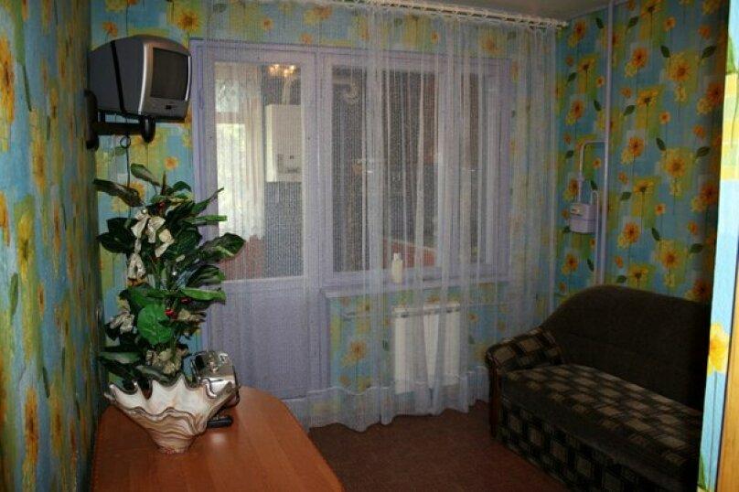 2-комн. квартира, 40 кв.м. на 4 человека, Юбилейная улица, 34, Алушта - Фотография 3