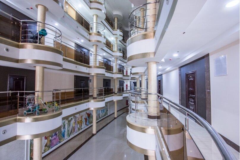1-комн. квартира, 85 кв.м. на 4 человека, Крымская улица, 3к1, Геленджик - Фотография 1