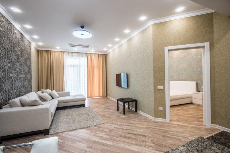1-комн. квартира, 85 кв.м. на 4 человека, Крымская улица, 3к1, Геленджик - Фотография 6