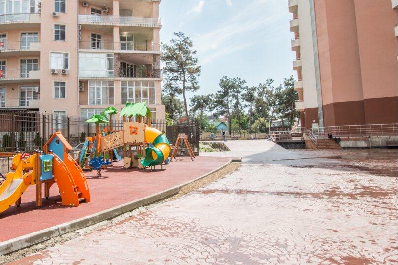 1-комн. квартира, 85 кв.м. на 4 человека, Крымская улица, 3к1, Геленджик - Фотография 13