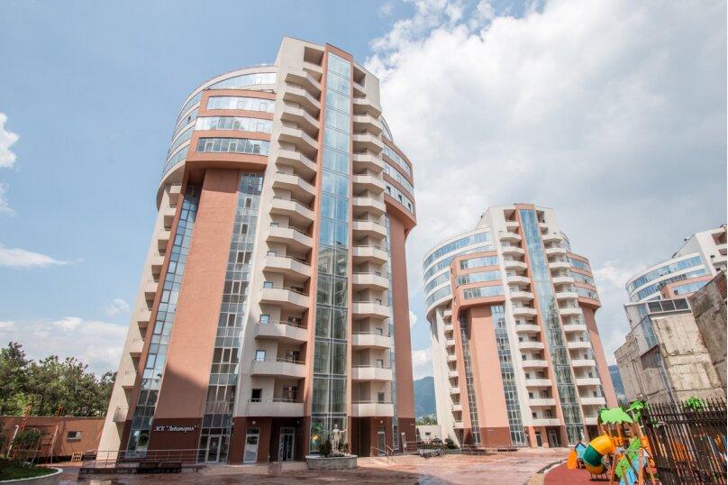 1-комн. квартира, 85 кв.м. на 4 человека, Крымская улица, 3к1, Геленджик - Фотография 14