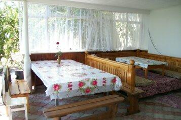 Частный дом на 3 номера с кухней и уютным двориком, 80 кв.м. на 10 человек, 3 спальни, пер. Серный, 9, Судак - Фотография 2