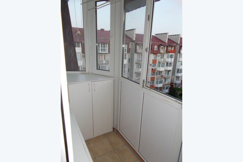 2-комн. квартира, 64 кв.м. на 6 человек, улица Коммунаров, 26, Ейск - Фотография 13
