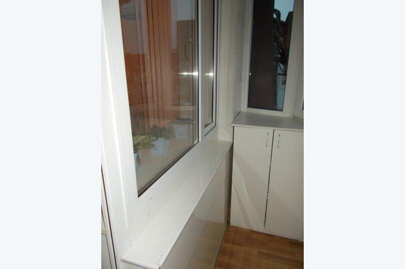 2-комн. квартира, 64 кв.м. на 6 человек, улица Коммунаров, 26, Ейск - Фотография 21