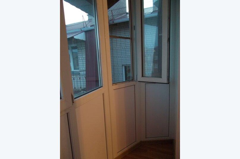 2-комн. квартира, 64 кв.м. на 6 человек, улица Коммунаров, 26, Ейск - Фотография 22