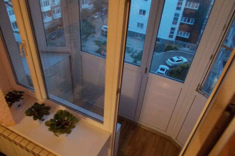 2-комн. квартира, 64 кв.м. на 6 человек, улица Коммунаров, 26, Ейск - Фотография 23