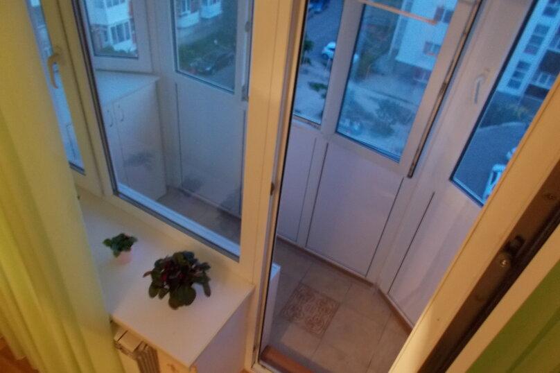 2-комн. квартира, 64 кв.м. на 6 человек, улица Коммунаров, 26, Ейск - Фотография 24