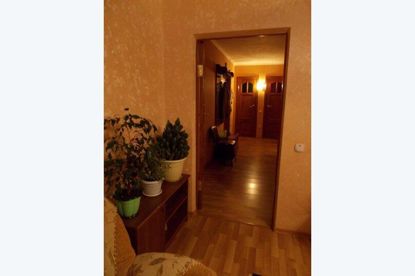 2-комн. квартира, 64 кв.м. на 6 человек, улица Коммунаров, 26, Ейск - Фотография 34