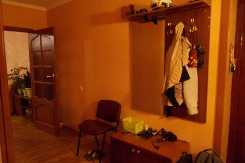 2-комн. квартира, 64 кв.м. на 6 человек, улица Коммунаров, 26, Ейск - Фотография 38