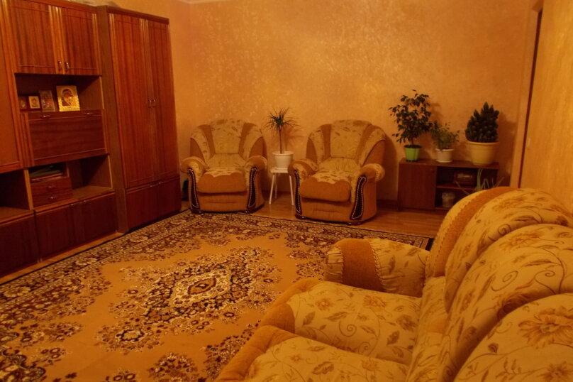 2-комн. квартира, 64 кв.м. на 6 человек, улица Коммунаров, 26, Ейск - Фотография 40