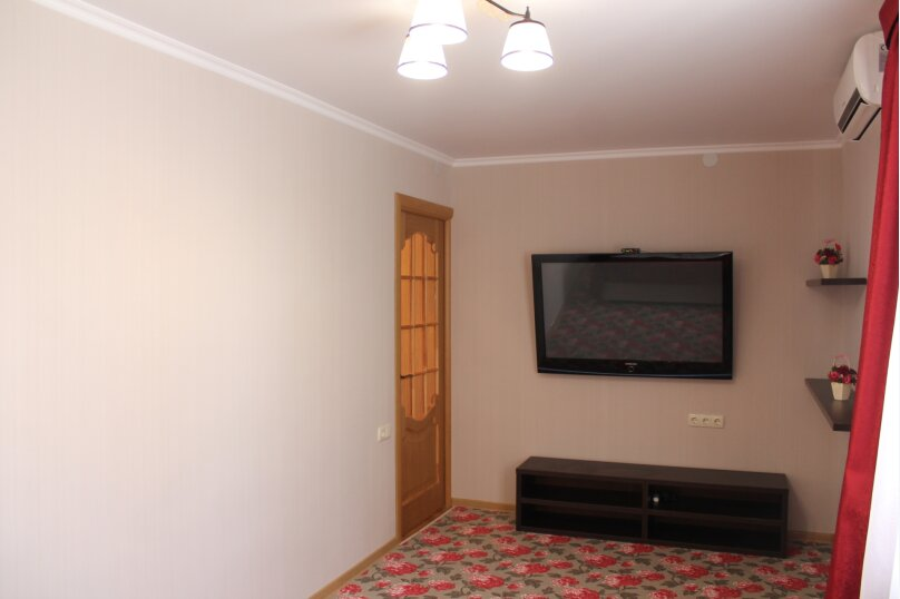 2-комн. квартира, 43 кв.м. на 4 человека, улица Генерала Бирюзова, 8, Судак - Фотография 3
