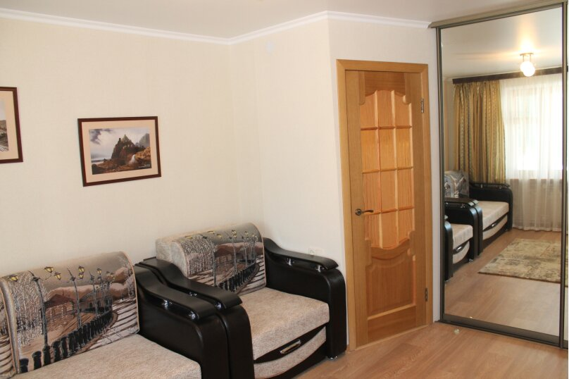 2-комн. квартира, 43 кв.м. на 4 человека, улица Генерала Бирюзова, 8, Судак - Фотография 7